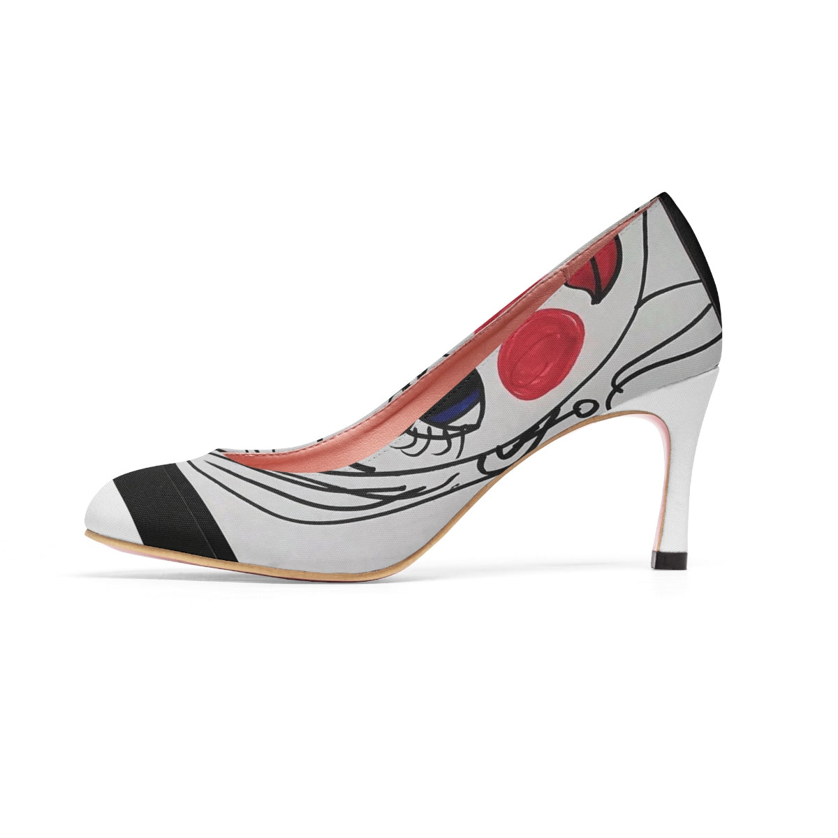 Rosey Cheeks Women's High Heels