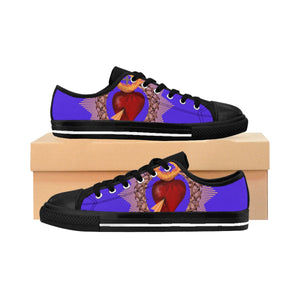 Women's Sacred Heart Sneakers