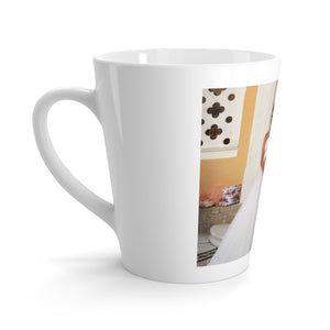 Wedding Latte Mug 1