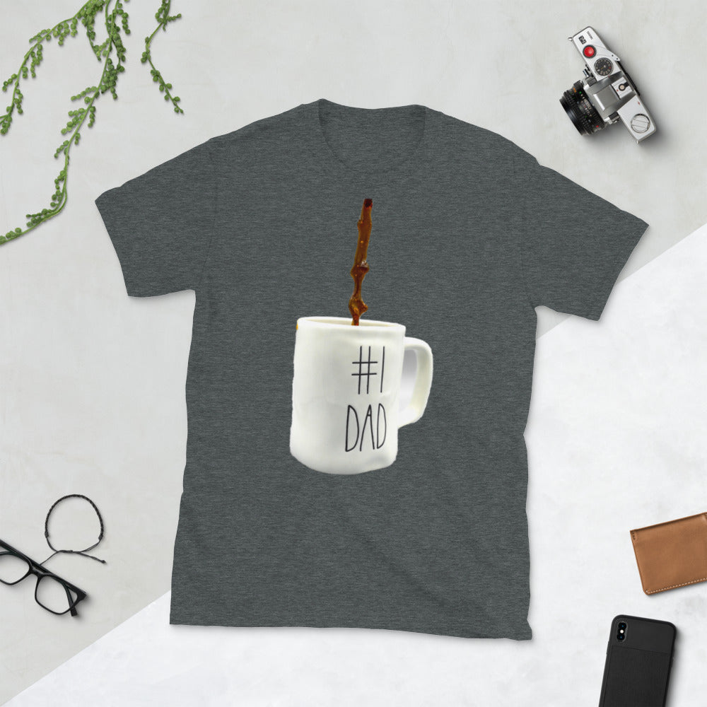 Coffee Dad #1 T-Shirt