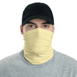 Light Yellow Neck Gaiter