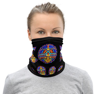 Stained Glass Neck Gaiter
