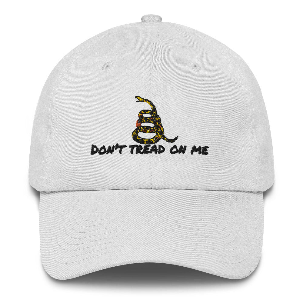 Don't Tread on Me Cotton Cap