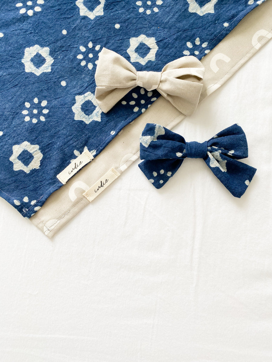 Matching Tie Bow