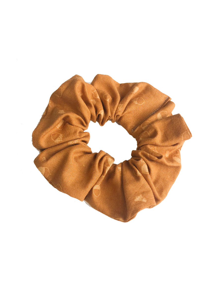 Nuts About Fall Scrunchie