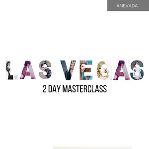 LAS VEGAS 2 Day Masterclass Sunday 12-Monday 13 July 2020