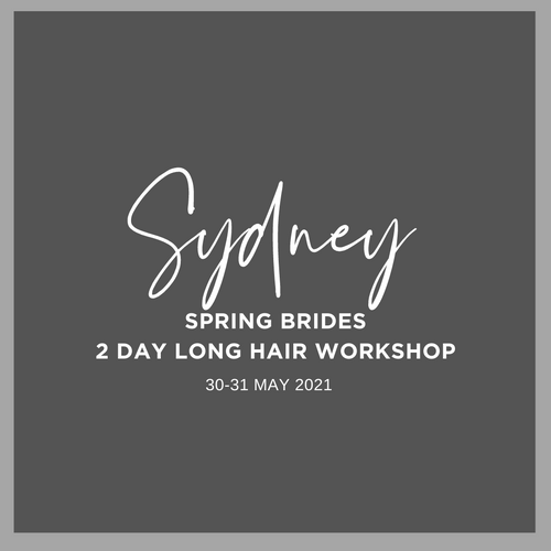 COLORADO Look and Learn Long Hair Seminar Wednesday 18 March 2020