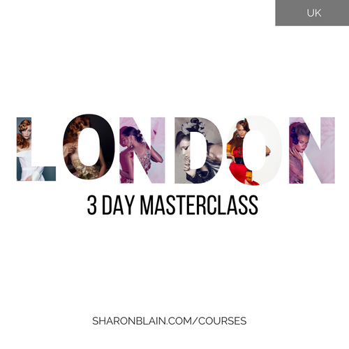 LONDON 3 Day Long Hair Masterclass Monday 12-Wednesday 14 October 2020