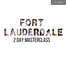 Load image into Gallery viewer, FORT LAUDERDALE 2 Day Long Hair Masterclass Sun 5 - Mon 6 July 2020