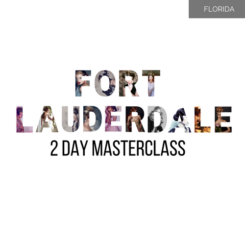 FORT LAUDERDALE 2 Day Long Hair Masterclass Sun 5 - Mon 6 July 2020