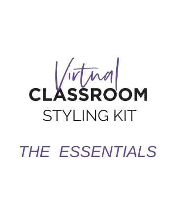 The Essentials Styling Kit - Virtual Classroom