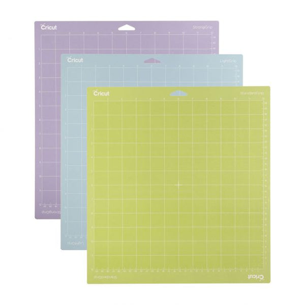"Cricut Mat Variety Pack, 12"" x 12"" Pack of 3"