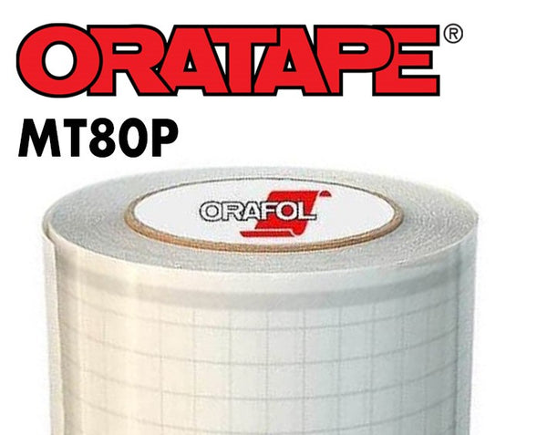 ORATAPE MT80P Clear Application Tape For Decals and Adhesives