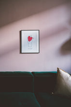 "Laden Sie das Bild in den Galerie-Viewer, Poster ""Heart"""
