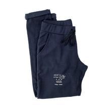 Laden Sie das Bild in den Galerie-Viewer, slim-fit Jog Pant, navy Blue