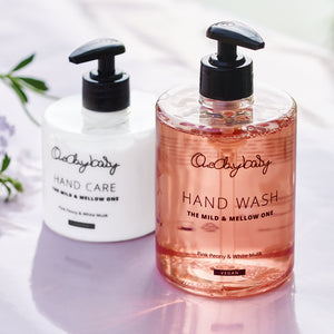 Hand Wash & Hand Care - The Mild & Mellow One