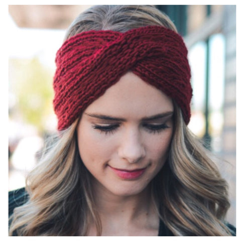 Hair Accessories/Knit Headbands