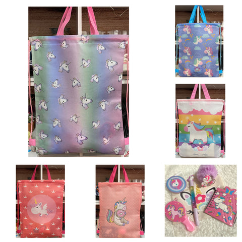 Unicorn Bag 7pc Surprise Set
