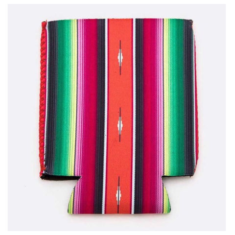 Adding Some Style-Iconic Serape Print Drink Sleeve