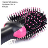 One Step 3 in 1 Blowdryer Straightener Volumizer Brush