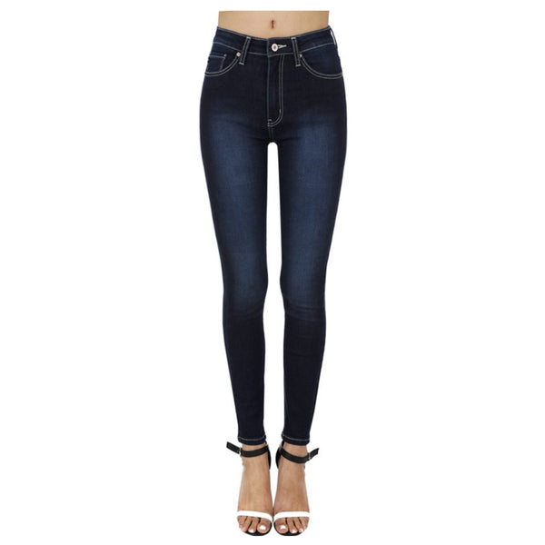 SANTAS LITTLE HELPER SPECIAL! Forever Classic Dark Denim KANCAN Jeans