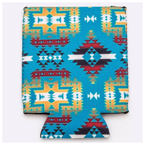 Adding Some Style-Iconic Tribal Print Drink Sleeve