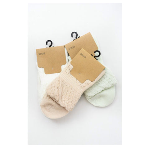 Cute and Cozy Ankle Socks - Cheryl's Galore and More - 1