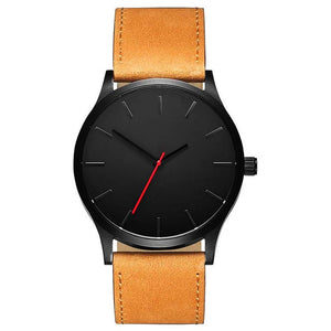 Luxury Brand Men Watches Men's Sports Quartz Clock Man Leather Military Wristwatch Relogio Masculino zegarek damski