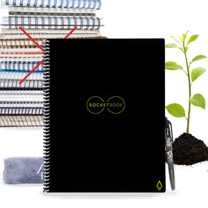Rocketbook Core Dotted Black