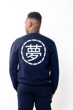 Load image into Gallery viewer, Mens Navy Tracksuit - Ukiyo LDN