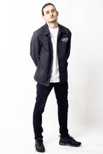 Load image into Gallery viewer, Mens Black Jacket - Ukiyo LDN