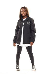 Womens Black Jacket - Ukiyo LDN