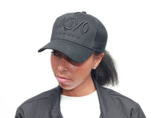 Load image into Gallery viewer, Black Trucker Hat - Ukiyo LDN