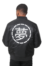 Load image into Gallery viewer, Mens AF-1 Bomber Jacket - Ukiyo LDN