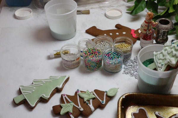 Baking with Amy Gingerbread Cookies