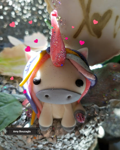 Magical Unicorn Cake Topper