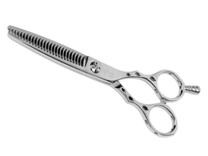 Y.S.PARK・YS-ATRN 25(Cut Ratio 35%) Japanese Beauty & Barber Scissors