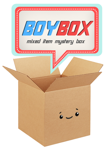 BoxyChan - Boy Box