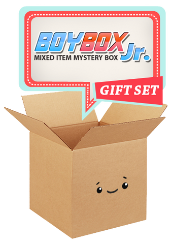 Boy Box Jr. Mystery Gift Set