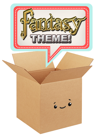 Fantasy Mystery Box - 3 Month Subscription