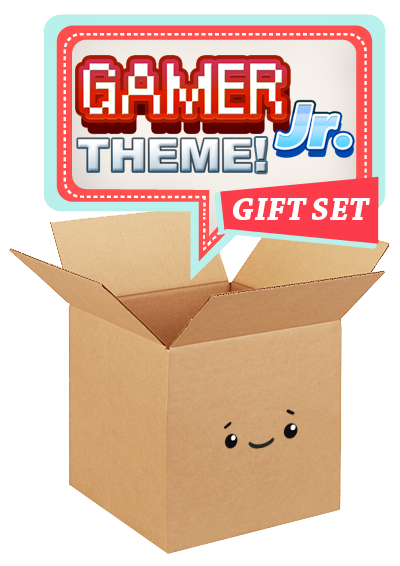Gamer Jr. Mystery Gift Set