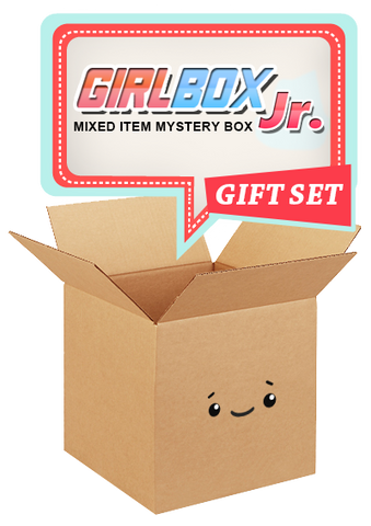 Girl Box Jr. Mystery Gift Set