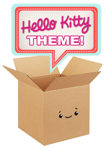 Hello Kitty Mystery Box