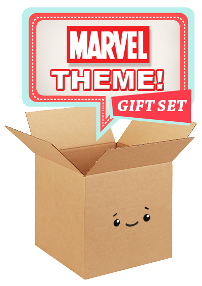 Marvel Mystery Gift Set