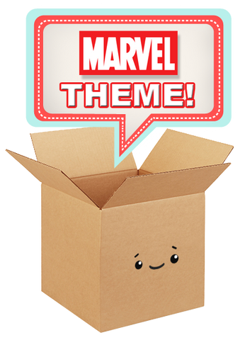 Marvel Mystery Box - 6 Month Subscription