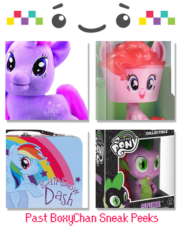 My Little Pony Mystery Gift Set