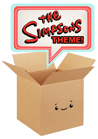 The Simpsons Mystery Box