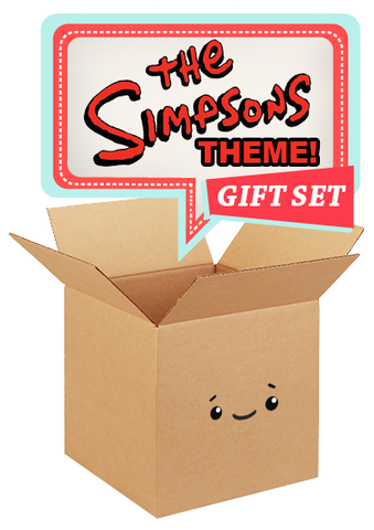 The Simpsons Mystery Gift Set