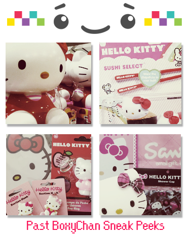 Hello Kitty Mystery Box - 3 Month Subscription