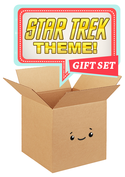 Star Trek Mystery Gift Set